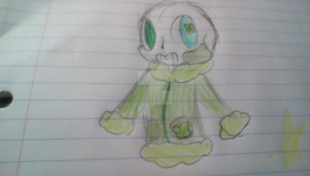Luckytail sans by Puppylover1987
