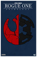 Star Wars: Anthology Rouge One by Rin-Nightshade
