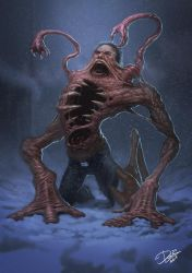 The Thing by Disse86