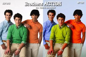 Brothers ACTION by JonasFan93