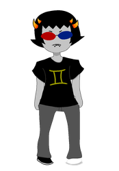 Wow Sollux You're So Lame by FrivolousTendencies