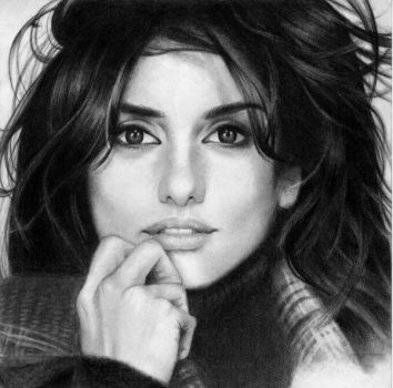 penelope cruz by nocturiouz134
