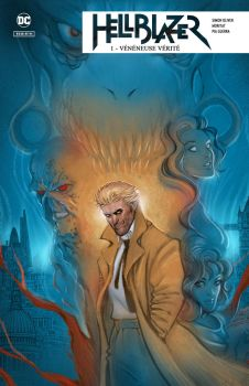 HELLBLAZER Tome 1 by DCTrad