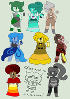 (CLOSED) Minecraft Gems by ButtonmashMC
