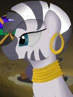 Zecora by Renegade-157