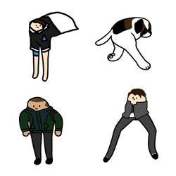 Detroit: Become Human choose your fighter by potatotree524