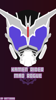 Kamen Rider Mad Rogue by Zeronatt1233