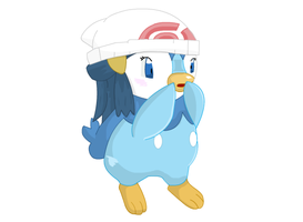 Dawn into Piplup