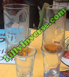 Special Nyancon Custom Cups by LillyInverse