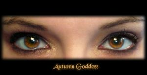 Autumn Goddess by Stephr0x0rs