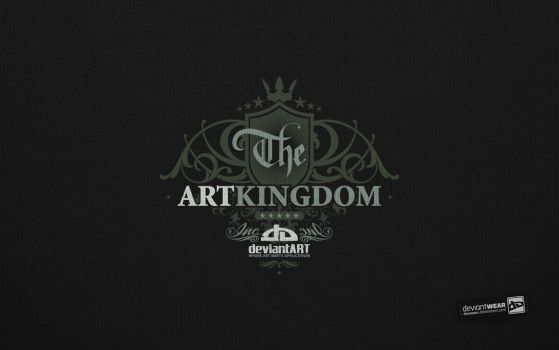 Art Kingdom_Wallpaper by deviantWEAR