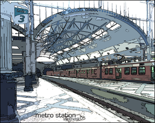 Metro by synthcreations