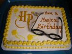 Harry Potter Cake by Mama-lau