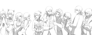 Celebration ! by dishwasher1910
