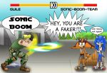 Sonic Boom, what else! by ChiptheHedgehog
