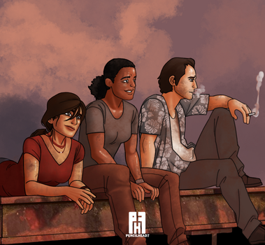 The Lost Legacy by pencilHead7