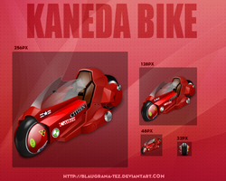kaneda bike by blaugrana-tez
