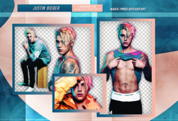 PACK PNG 281| JUSTIN BIEBER by MAGIC-PNGS