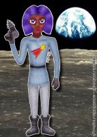 Space Cadet by Lady-Flame