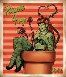 Poison Ivy by Radprofile