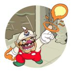 NinVillains 2010 - Wario by fryguy64