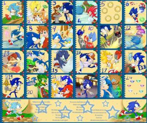 Sonic Advent: Complete by Feniiku