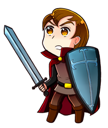 Disney Princes in APH style ~ Prince Phillip(02) by 6t76t