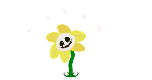 Flowey's Friendship Pellet DL by Allena-Frost-Walker