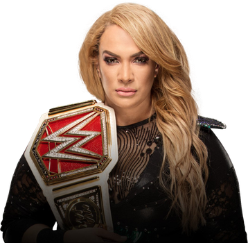 Nia Jax RAW Women's Champion 2018 NEW PNG by AmbriegnsAsylum16
