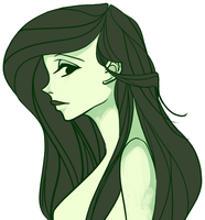 Shego WIP by StarryTumble