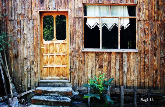 wood exteriors by iceskater90
