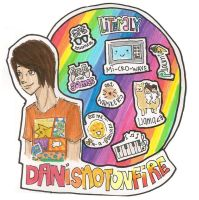 Danisnotonfire by lalenca