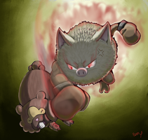 Primeape Used Rage- Contest entry