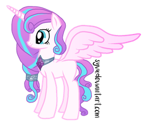 Flurry Heart Teenager (My version) by Syvu