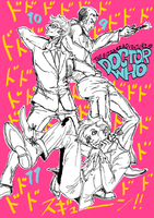 Doctor's Bizarre Adventure by dummybunny