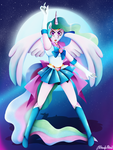 Sailor celestia  by ASinglePetal