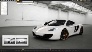 Mclaren Mp4-12C by neodesktop