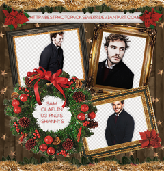 Png Pack 751 - Sam Claflin by southsidepngs