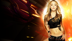 Kaley Cuoco PSP Background by jbeave