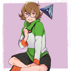 Pidge n Rover by SimplyLiah