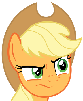 Vector - Ah'm Mighty Peeved, Sugarcube by SketchMCreations