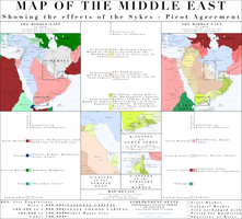 Of Gold and Oil - A Greater Arabia by HouseOfHesse