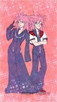KH - Double Trouble by enidfreyr
