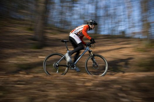 Mountainbiking by pg-images