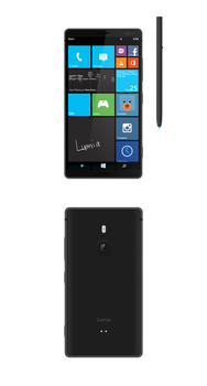 Microsoft Lumia 5.5 by nik255