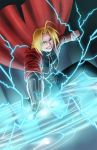 Edward Elric Fan Art Commission by ferryo