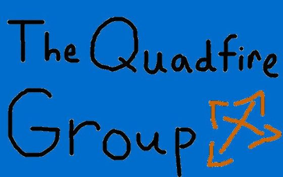The QuadFire Group Title by YellowPuppyBro