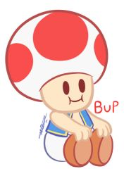 Bup Toad by Nokills-Clan196