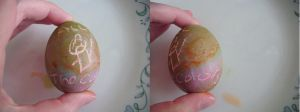 Attempted Creative Easter Eggs- All The Colors by Ambrosial-Wolf