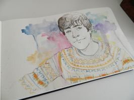 KickthePj Watercolour by rbsng
